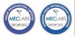 Ole Gregersen er certificeret fra Meclabs i landingssideoptimering og value proposition design